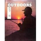 North Dakota Outdoors, April 1982
