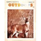 North Dakota Outdoors, August 1977