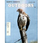 North Dakota Outdoors, August 1980