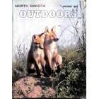 North Dakota Outdoors, August 1981