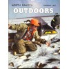 Cover Print of North Dakota Outdoors, February 1981