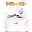 North Dakota Outdoors, February 1983