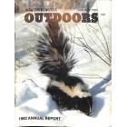 North Dakota Outdoors, January 1983