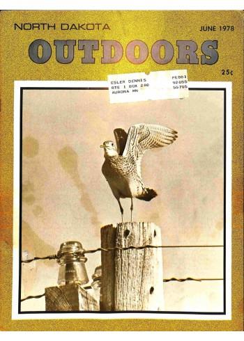 North Dakota Outdoors, June 1978
