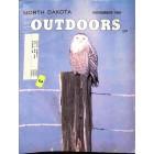 North Dakota Outdoors, November 1981