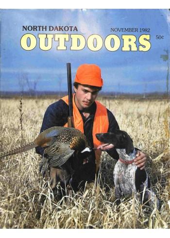 North Dakota Outdoors, November 1982