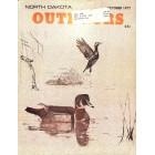 North Dakota Outdoors, October 1977