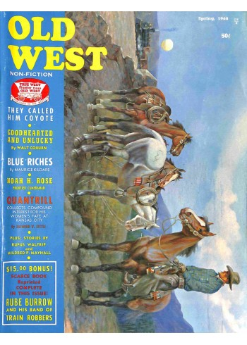 Old West, Spring 1968