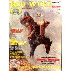 Cover Print of Old West, Spring 1970