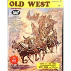 Cover Print of Old West, Winter 1966