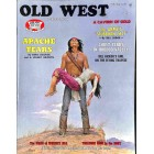 Cover Print of Old West, Winter 1967