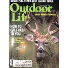Cover Print of Outdoor Life, August 1989