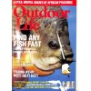 Cover Print of Outdoor Life, August 1991