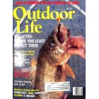 Cover Print of Outdoor Life, February 1989