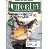 Cover Print of Outdoor Life, July 1995