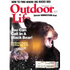 Cover Print of Outdoor Life, November 1989