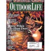 Cover Print of Outdoor Life, October 1994