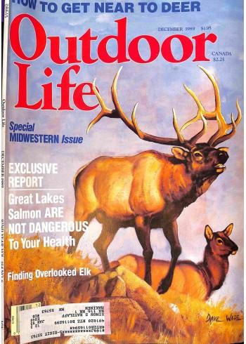 Outdoor Life, December 1989