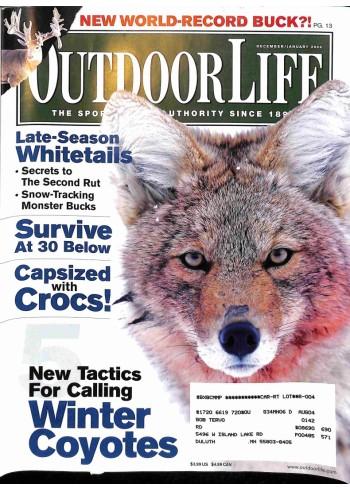 Outdoor Life, December 2004