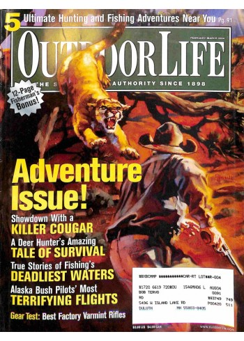 Cover Print of Outdoor Life, February 2004
