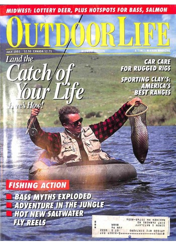 Outdoor Life, July 1993