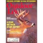 Outdoor Life, October 1989