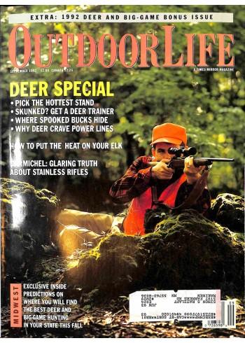 Outdoor Life, September 1992
