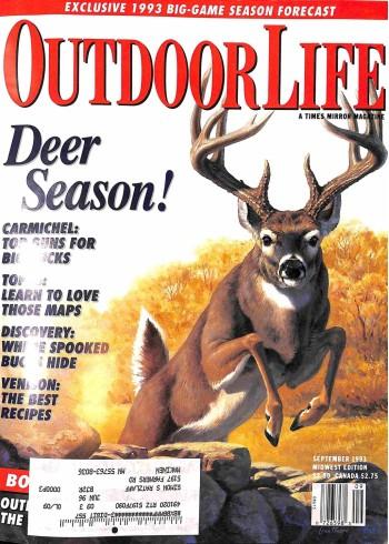 Outdoor Life, September 1993