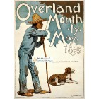 Overland Monthly, May, 1895. Poster Print. Dixon.