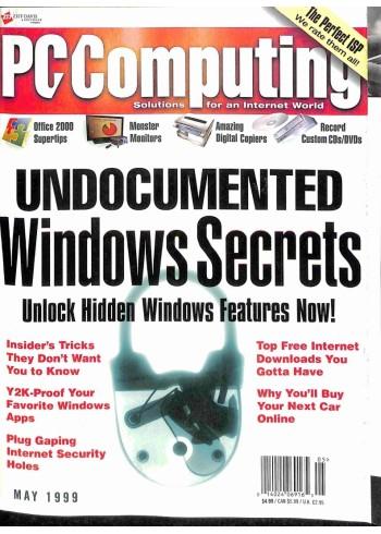 PC Computing, May 1999