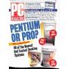 Cover Print of PC Magazine, February 20 1996