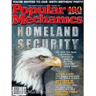 Popular Mechanics, January 2002