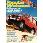 Popular Mechanics, July 1983