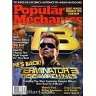 Popular Mechanics, July 2003