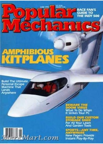 Popular Mechanics, June 1995
