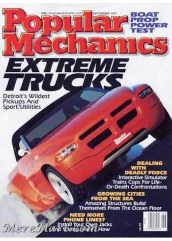 Popular Mechanics, September 1997