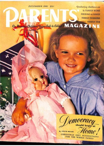 Cover Print of Parents, December 1941