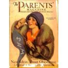 Parents, November 1929