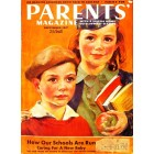 Cover Print of Parents, September 1937