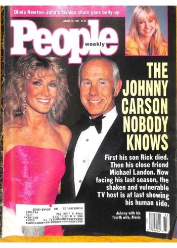 People, August 19 1991