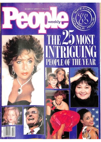 People, December 26 1989