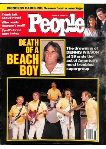 People, January 16 1984