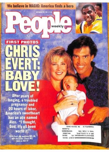 People, November 25 1991