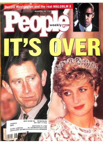People, November 30 1992