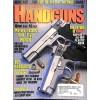 Cover Print of Petersens Handguns, August 1990