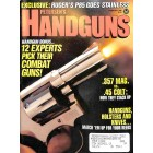 Petersens Handguns, February 1990