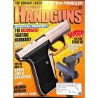Petersens Handguns, October 1990