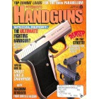 Petersens Handguns, October 1990