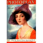 Photoplay, January, 1919. Poster Print. Coffin.