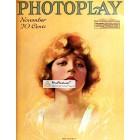 Photoplay, November, 1917. Poster Print.